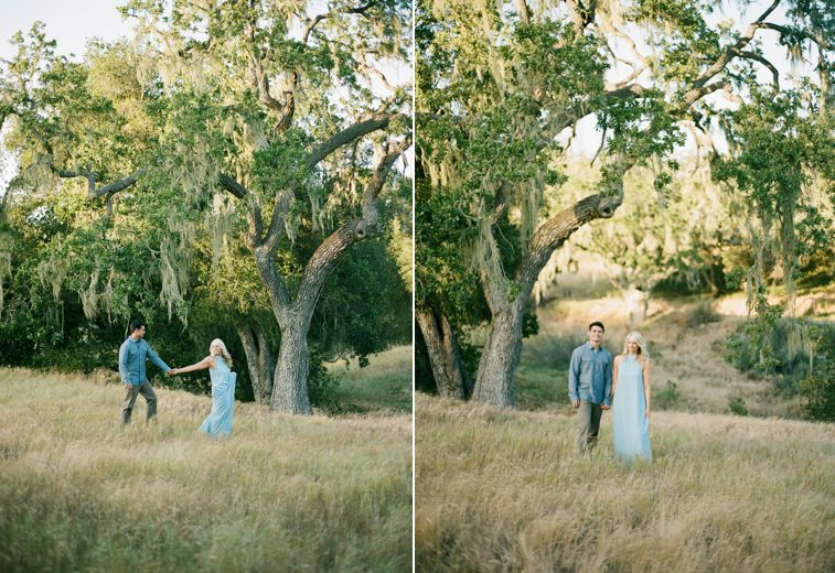 Jenn and Steve, Los Olivos, Kristen Beinke Photography
