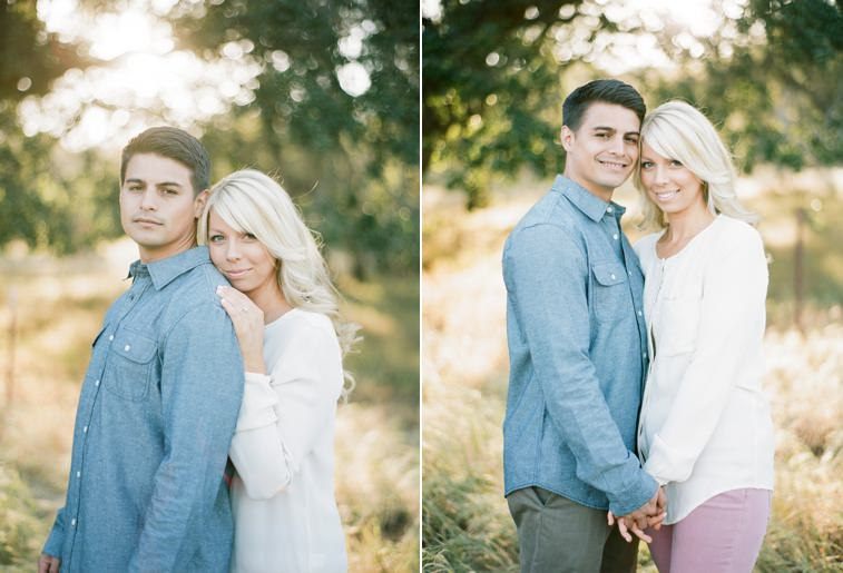 Jenn and Steve, Los Olivos - Kristen Beinke Photography 10