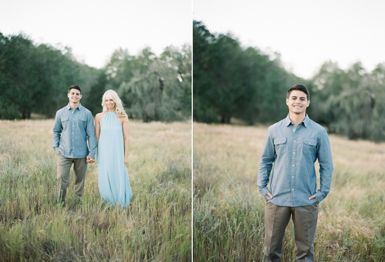 Jenn and Steve, Los Olivos - Kristen Beinke Photography 11